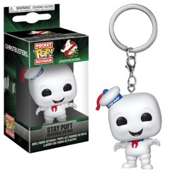 Funko POP:  Keychain Ghostbusters - Stay Puft