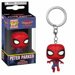 Funko POP: Keychain Animated Spider-Man - Peter ...
