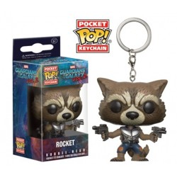 Funko POP: Keychain Marvel - Guardians Of The Ga...