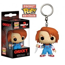 Funko POP: Keychain Child's Play 2 - Chucky