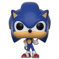Funko POP: Keychain Sonic with Ring