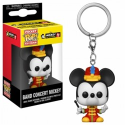 Funko POP: Keychain Band Concert Mickey