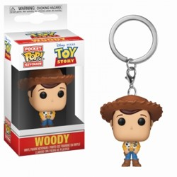 Funko POP: Keychain Toy Story - Woody