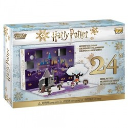 Funko POP Advent Calendar: Harry Potter (Pocket ...
