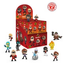 Funko POP: Mystery Minis - The Incredibles 2