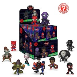 Funko POP: Mystery Minis - Animated Spider-Man