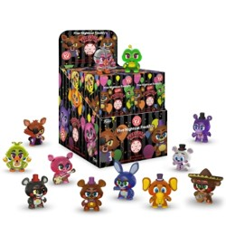 Funko POP: Mystery Minis - Five Nights at Freddy...