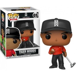 Funko POP: Tiger Woods (Red Shirt)
