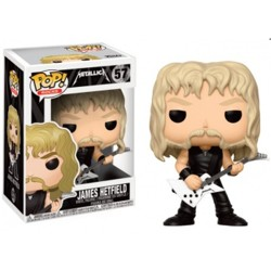 Funko POP: Metallica - James Hetfield