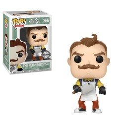 Funko POP: Hello Neighbor - Neighbor with Apron ...