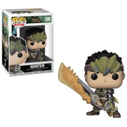 Funko POP: Monster Hunters - Male Hunter