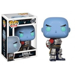 Funko POP: Destiny - Commander Zavala