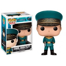 Funko POP: Valerian - Commander Arun Filitt