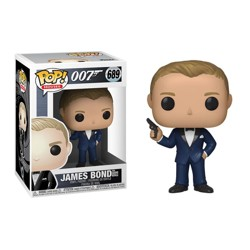 Funko POP: James Bond - Daniel Craig (Casino Roy...