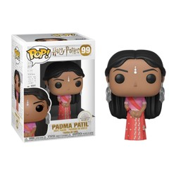 Funko POP: Harry Potter - Padma Patil (Yule)