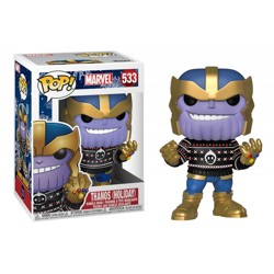 Funko POP: Marvel: Holiday - Thanos