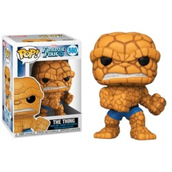 Funko POP: Fantastic Four - The Thing