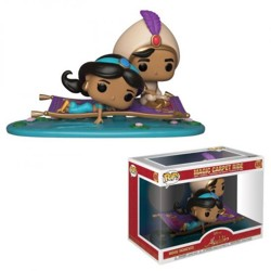 Funko POP: Movie Moments Aladdin - Magic Carpet ...