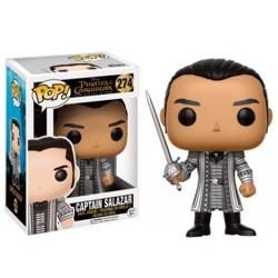Funko POP: Pirates of the Caribbean - Captain Sa...