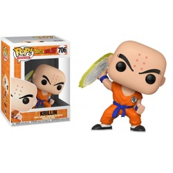 Funko POP: Dragon Ball Z - Krillin with Destruct...