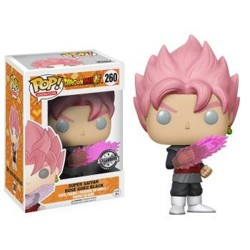 Funko POP: Dragonball - Super Saiyan Rose Goku