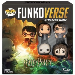 Funko POP! Funkoverse: Harry Potter - Base set