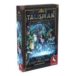Talisman - The Lost Realms Expansion