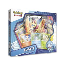 Pokémon TCG: Galar Collection - Sobble/Zamazenta