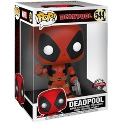 Funko POP: Deadpool - Thumb Up Red Deadpool 10''