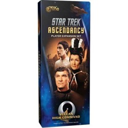 Star Trek: Ascendancy - Vulcan High Command Expa...