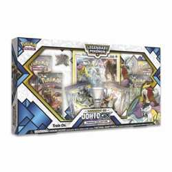 Pokémon TCG: Legends of Johto GX Collection