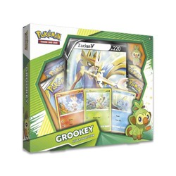 Pokémon TCG: Galar Collection - Grookey/Zacian