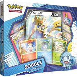 Pokémon TCG: Galar Collection - Sobble/Zacian