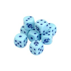 Star Trek: Ascendancy - Andorian dice pack