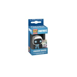 Funko POP: Keychain Fortnite - Frozen Raven