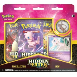 Pokémon TCG: Hidden Fates Pin Collection - Mew