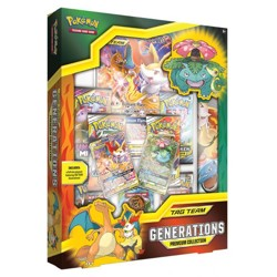 Pokémon TCG: TAG TEAM Generations Premium Collec...