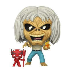 Funko POP: Iron Maiden - Number Of The Beast (Sk...
