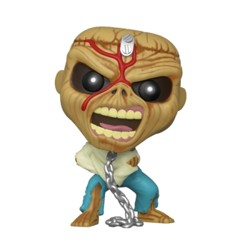Funko POP: Iron Maiden - Piece Of Mind (Skeleton...