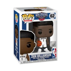 Funko POP: NBA New Orleans Pelicans - Zion Willi...