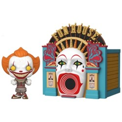 Funko POP: IT Chapter 2 - Demonic Pennywise with Funhouse