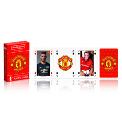 Poker karty - FC Manchester United