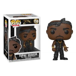 Funko POP: Tupac - Vest with Bandana
