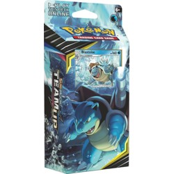 Pokémon Sun and Moon - Team Up PCD - Blastoise