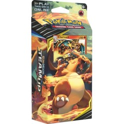 Pokémon Sun and Moon - Team Up PCD - Charizard