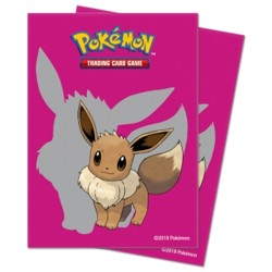 Ultra Pro obaly na karty: Pokémon - Eevee (65 Sleeves)