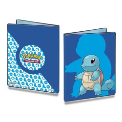 Ultra Pro album A4 na karty Pokémon - Squirtle
