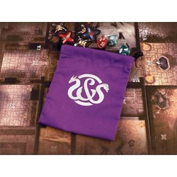 Sword & Sorcery - Critical Hits Bag (Purple)