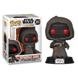 Funko POP: Star Wars: Mandalorian - Offworld Jawa