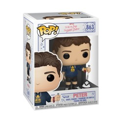 Funko POP: To All the Boys - Peter with Scrunchie